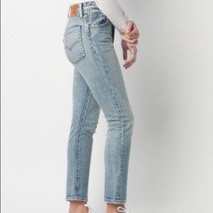 Levi's 501 Ultra High-Rise Skinny Jeans